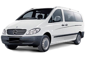 9 seater van mercedes